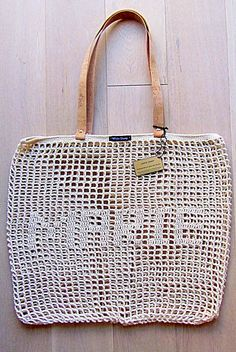 MARIE MARKET BAG with SKIN CORK handles. White Sheep always handmade with care!  Versatile and unique is a perfect gift