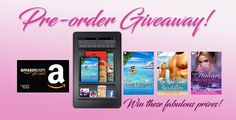 WIN an Amazon Kindle, a gift voucher worth $100 and 3 books in my pre-order competition. http://louiseroseinnes.co.uk/floria-pre-order-giveaway-competition/