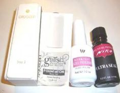 How to do at home gel nails