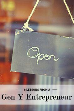 Entrepreneurship Lessons & Tips #geny #entrepreneur