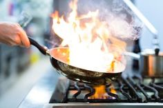 Preventing Kitchen Fires