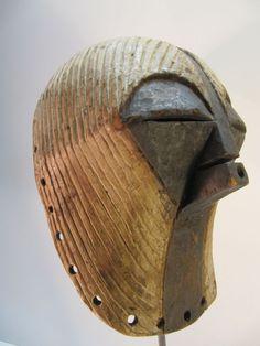 Online veilinghuis Catawiki: Kifwebe masker - SONGYE - D.R. Congo