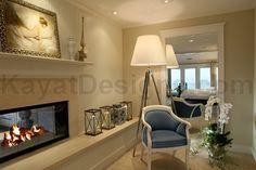 Master Bedroom Entry (Designed By: Kayat Designs)