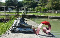 Gaston le long du canal de Bourgogne, Fleurey-sur-Ouche