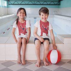 Oeuf OeufNYC SS16 Spring  Tee Shirt Kidswear Kids baby clothes clothing girls boys fashion