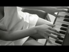 Black and white photos nude women playing piano very grateful