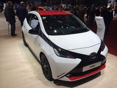 Twitter / haukeschrieber: Toyota Aygo.