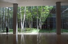 Gallery of NY Times Building Lobby Garden