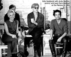 Andy warhol's factory | Andy Warhol's factory