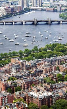 Back Bay, Boston, Massachusetts