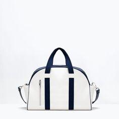 ZARA - NEW THIS WEEK - BOWLING BAG