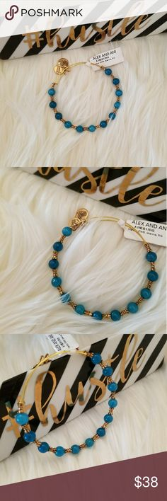 NWT* Alex & Ani Bracelet* NWT* Alex & Ani Bracelet* Gorgeous Design & Color* This bracelet is a head turner as it is stylish & gorgeous in coloring & design* Reasonable offers Accepted* Bundle & Save* Alex & Ani Accessories