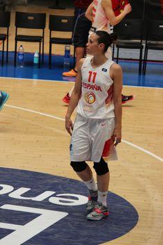 Baloncesto - Huelva 2015 - Nuria Martínez - Foto Anesmar