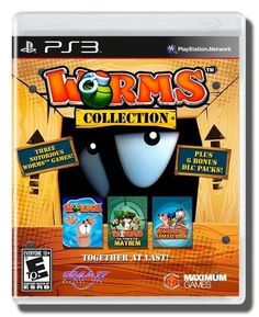 Worms Collection - Playstation 3