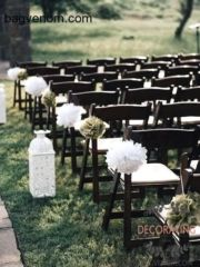 DIY Wedding Decoration Ideas - Home Decorating Ideas Diy Wedding Decorations, Wedding Ideas, Wedding Planner, Backyard, Wedding Planer, Patio, Backyards, Wedding Planners, Wedding Ceremony Ideas