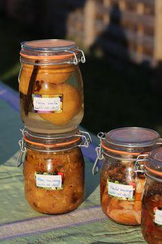 79 meilleures images du tableau cuisine conserve confiture conserve et marmelade - Conserver de la compote maison ...