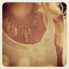 Feather Love.  http://caramooney.chloeandisabel.com/