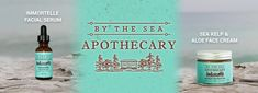 Save 50% on a $30 Shopping Voucher @ By the Sea Apothecary in Black Creek! ~ Shipping Available! Aloe On Face, Shopping Vouchers, Herbal Oil, Massage Oil, Online Deals, Vancouver Island, Body Spray, For Your Health, Apothecary