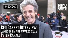 Peter Capaldi Interview - Empire Jameson Film Awards 2015 ..'Doctor Who the 12th' . <3<3
