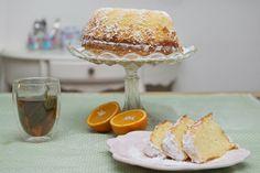 עוגת ספוג תפוזים של קרין גורן | אוכל | סלונה