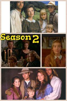 Byron Sully, Dr Quinn, John Schneider, Jane Seymour, Classic Tv, Best Shows Ever, Erika, Season 2, Star Trek