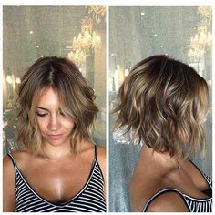 Bob Hairstyles 2017 Related posts:HairDo Wigs Textured Fringe Bobcute Most Stylish and Eye-Catching Braid Hairstyles Bob Hairstyles For Fine Hair, Pretty Hairstyles, Hairstyles Haircuts, Latest Hairstyles, Great Hair, Hair Dos, Short Hair Cuts, Hair Type, Hair Lengths