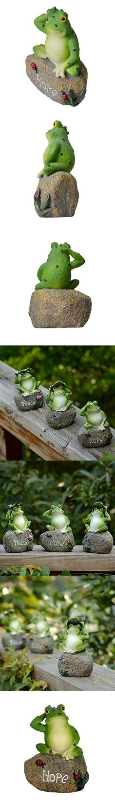 Buy Frog With An IPad Figurine By Warren Stratford For