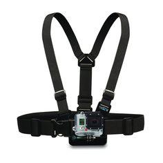 go pro chest strap