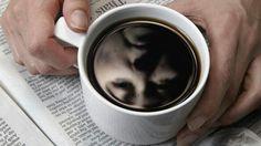 اثق ان القهوة.........انعكآس!!!!