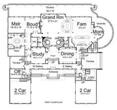 Mega Mansion House Plans mansion floor plan | floor plan | pinterest | architecture