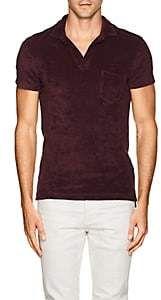 2a40556b6 Men's Designer Tops. Mens Designer TopsPolo ShirtPopsiclesPolo. Orlebar  Brown MEN'S TERRY ...
