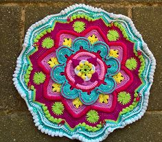 Project Gallery for Mandala Madness Part 5