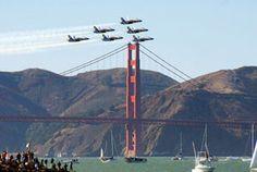 San Francisco Military Fleet Week