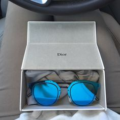 Dior sunglasses Dior homme composit 1.0 in blue Dior Accessories Glasses