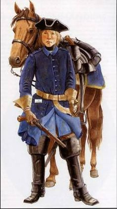 Swedish Cavalry The Great Northern War