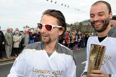 MUSE: London 2012 MUSE: Olympic torch-Teignmouth ( 20 May 2012, Devon, UK)