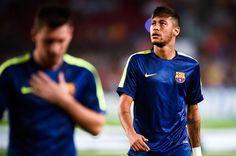 Neymar Jr. & Messi | FC Barcelona