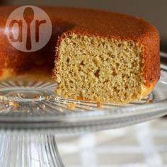 Bolo de fubá mimoso @ allrecipes.com.br - Bolo de fubá delicioso com um cafezinho para o lanche da tarde!