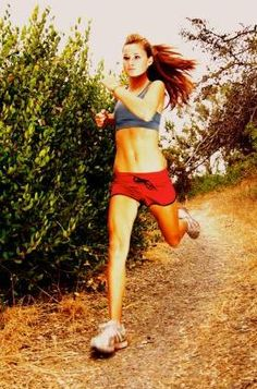 Learning to run right now.  I want to look like this and I want to do trails rather then city running.