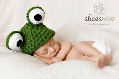 Baby Boy Hat Frog hat unisex by TwoLittleAngelsEtsy, $20.00