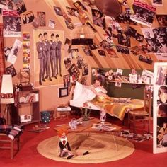 Teen Room. Rock And Roll Teen Loft Room Thought Features Be Spread Around Poster Of