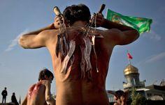 Shi'ites in Afghanistan celebrate  Ashura