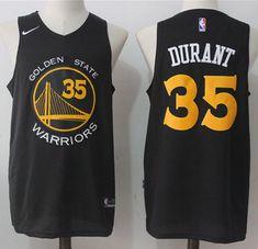 7a07e880a Nike Warriors  35 Kevin Durant Black Fashion NBA Swingman Jersey Basketball  T Shirt Designs