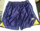 For Sale - Official NBA basketball shorts Los Angeles Lakers 2XL - See More At http://sprtz.us/LakersEBay