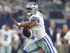 Cowboys' Prescott: 'I'm the smartest QB' in this rookie class