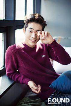 Nam Joo Hyuk - F.OUND Magazine October Issue '14