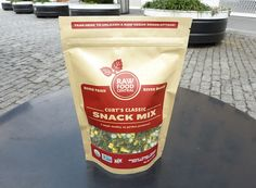 Raw Food Central Makes One of My Favorite Snack Foods on http://livingmaxwell.com