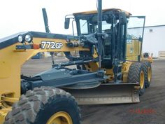 2012 John Deere 772GP For Sale (2961805) :: Construction Equipment Guide