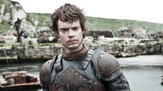 Theon Greyjoy: It's better to be cruel than weak #GameofThrones