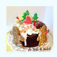 Dripcake di Natale